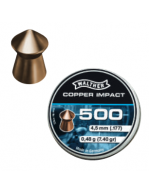 WALTHER COPPER IMPACT...