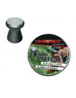 UMAREX MATCH LISSE - 5 x...