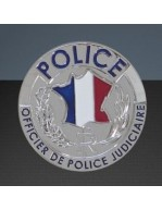 MEDAILLE POLICE MUNICIPALE...
