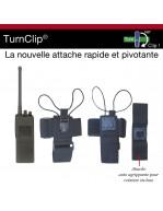 ETUI TURNCLIP PORTE RADIO 2