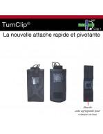 ETUI TURNCLIP PORTE RADIO 3