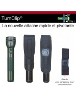 ETUI TURNCLIP POUR LAMPE