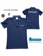 POLO DOUANE FEMME COOLDRY