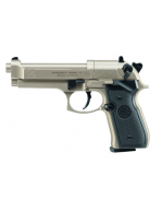 BERETTA M92 FS NICKEL